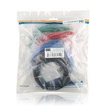 Cable Matters 5-Color Combo, Cat6 Snagless Ethernet Patch