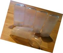 Almost4Minds Deodorant Containers Empty 5 Pack- Make Your