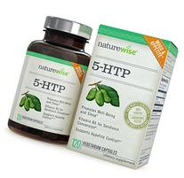 NatureWise 5-HTP 100 mg - Supports Appetite Suppression,