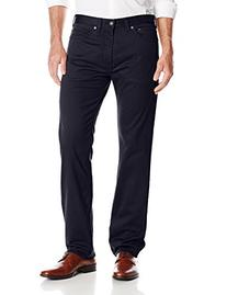 Dockers Men's 5 Pocket Straight Fit Flat Front Stretch