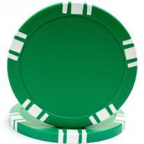 11.5-Gram 5 Spot Blank Poker Chips