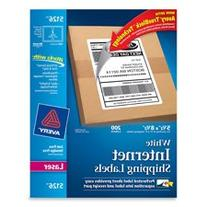 Avery Internet Shipping Labels for Laser Printers, True