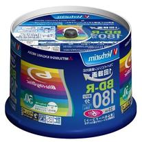 50 Verbatim Blu Ray 25 Gb Bd-r Single Layer 6x Speed