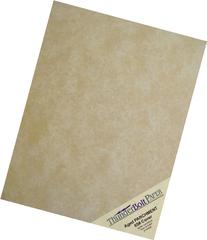 50 Old Age Parchment 65lb Cover Paper Sheets 8 X 10 Inches