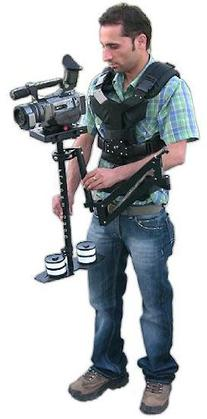 FLYCAM 5000 Camera System with Comfort Arm and Vest - FREE