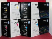 Genuine HP CE400A, CE401A, CE402A, CE403A 507A TONER SET