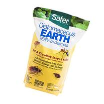 Safer Brand 51703 Diatomaceous Earth-Bed Bug Flea, Ant,