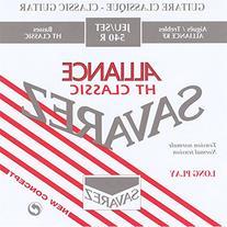Savarez 540R Alliance Classical Guitar Strings, Standard