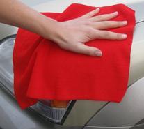Heininger 5415 GarageMate Combo Color Microfiber Towel