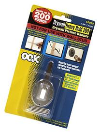 OOK 55099 Heavy-Duty Drywall Hanger Supports Up to 200