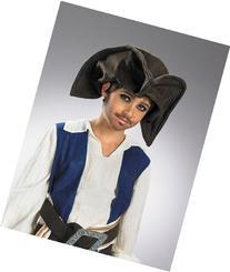 WMU 553284 Jack Sparrow Pirate Child Hat - One Size