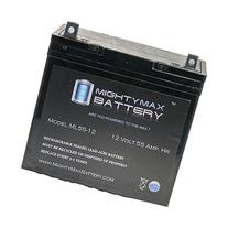 Mighty Max Battery 12V 55Ah Power Boat Pontoon Electric
