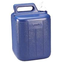Coleman Jug With Water Carrier, 5 Gallons, Blue