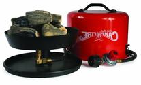 "Camco ""Little Red Campfire"" 11.25-Inch Portable Propane"