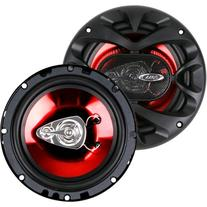 6 1/2 3-Way Full Range Chaos Speakers - 300W