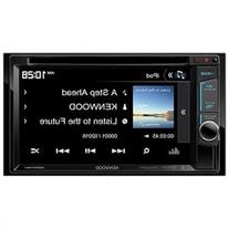 Kenwood 6.2 D. Din with Blueooth HD USBSat Rdy