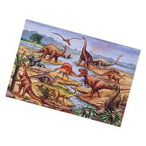 6 Pack MELISSA & DOUG FLOOR PUZZLE DINOSAURS