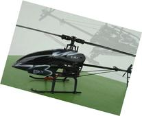 6-CH 2.4GHz Esky 004465 DRC Helicopter 370+CN12
