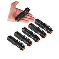 MakeTheOne 6 Mini Q5 LED Flashlight 3W 380LM LED Lighting