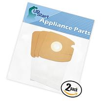6 Replacement Eureka Mighty Mite Pet Lover 3684F Vacuum Bags