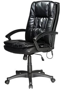 Comfort Products 60-6810 Leather Executive Chair with 5-