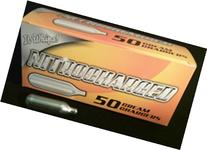600  Whipped Cream Chargers - 8.5g Supercharged N2O - 12