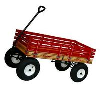 """630 Heavy Duty 24"""" x 48"""" Work or Play Wagon 1100 # Rated"""