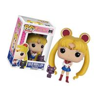 Funko 6350 POP Anime Sailor Moon Sailor Moon with Luna