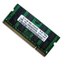 2.0GB  Samsung Original PC2-6400 DDR2 800MHz SO-DIMM 200 Pin