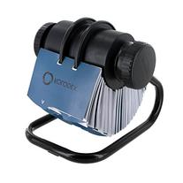Rolodex 67247 Rolodex Open Rotary Business Card File, 300