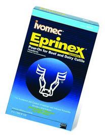MERIAL INC 67646 EPRINEX POURON 5 LITER