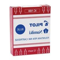 Pilot 69100 Refill Cartridge For Plumix Fountain Pen, Black