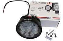 6KLED 372S spot Light Off Road Round ATV lighting 6000K