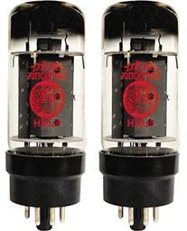 Electro-Harmonix 6L6 Matched Power Tubes Medium Duet