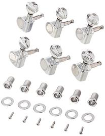 lotmusic A0594 6pcs 6R Guitar Tuning Pegs Tuners Machine