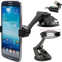 ChargerCity HD-6X Smartphone Holder & Sticky Dashboard