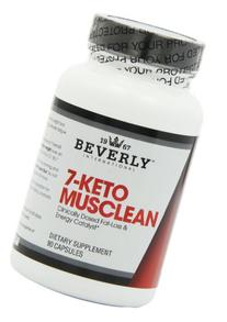 Beverly International 7-Keto MuscLean 90 capsules. Exclusive