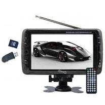 Supersonic 7 Portable LCD TV with ATSC Digital Tuner