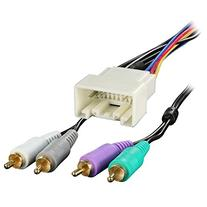 Metra 70-8113 Amplifier Integration Harness for Select 2000-