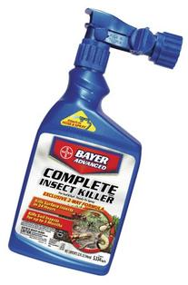 Bayer Advanced 700280 Complete Insect Killer for Soil and
