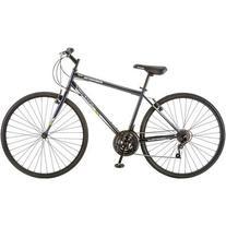 700c Roadmaster Adventures Men's Hybrid Bike, Dark Blue