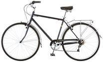 "Schwinn Men's S4032KMB Wayfarer Hybrid Bike , 18""/Medium,"
