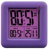 Equity by La Crosse 70904 Equity Soft Cube Lcd Alarm Clock