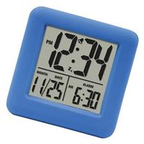 Equity by La Crosse 70905 Equity Soft Cube Lcd Alarm Clock