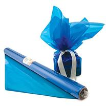 Hygloss 71506 Cello Gift Wrap Roll, 20-Inch by 12.5-Feet,