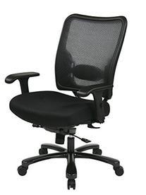 75-37A773Double Air Grid® Back & Mesh Seat Ergonomic Chair