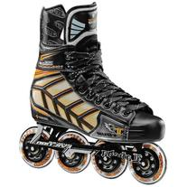 Tour Hockey 750 Fish Bonelite Inline Hockey Skate, 12