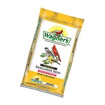 Wagner's 76025 Black Oil Sunflower Seed, 10-Pound Bag