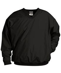 Sportswear Men's V-Neck Windshirt, black, X-Large