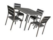 Boraam 76660 Polylumber 5-Piece Brava Dining Set
